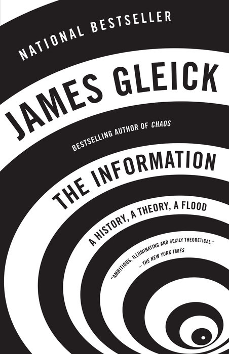 Link to The Information - by James Gleick