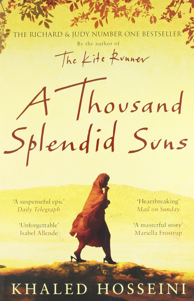 Link to Book Review: A Thousand Splendid Suns by Khaled Hosseini
