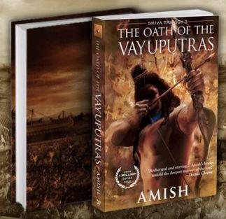 Link to Oath of the Vayuputras by Amish Tripathi
