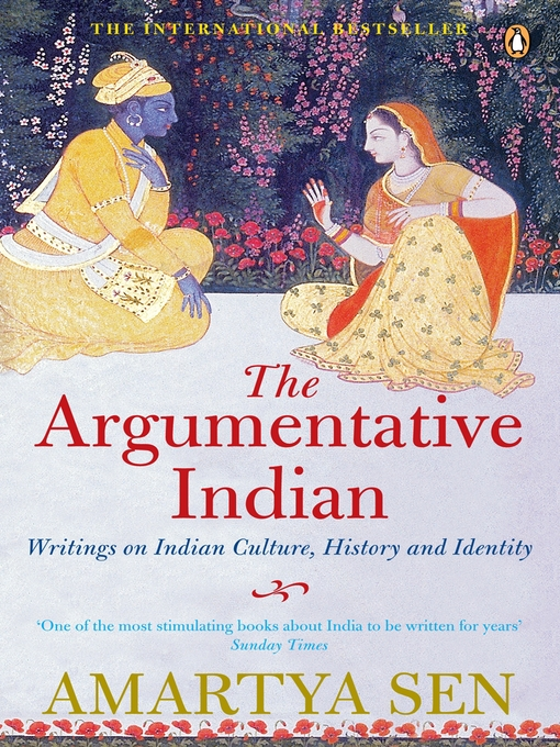 The Argumentative Indian by Amartya Sen Quotes About Life