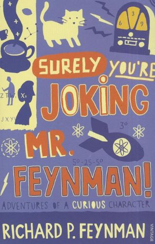 Link to Book Review - Surely You're joking Mr. Feynmann