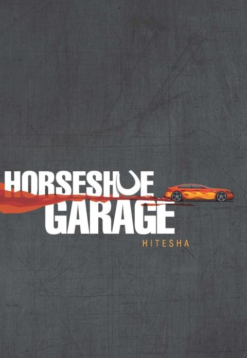 Link to Book Review: Horseshoe Garage by Hitesha