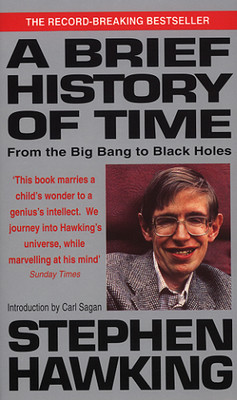 A Brief History of Time by Stephen Hawking | Aesthetic Blasphemy