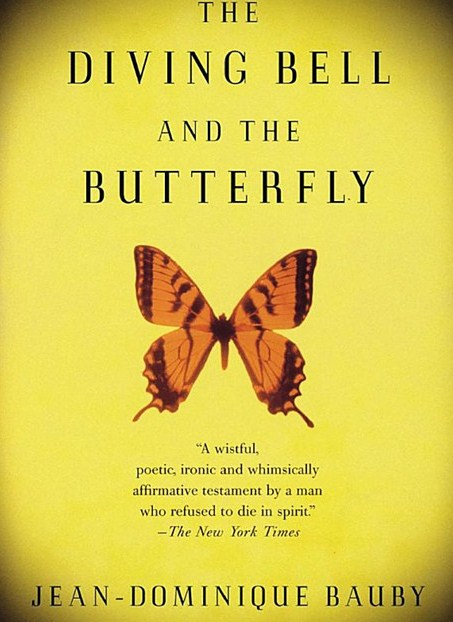 The Diving Bell and the Butterfly Cover Page