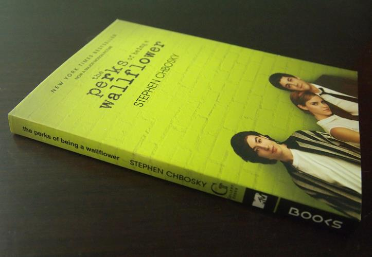 Link to Perks of Being a Wallflower - Book Review