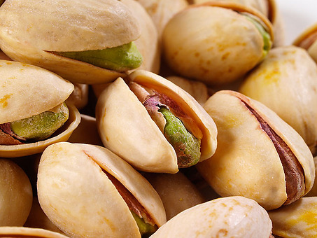 Link to Are Pistachios naturally salty?