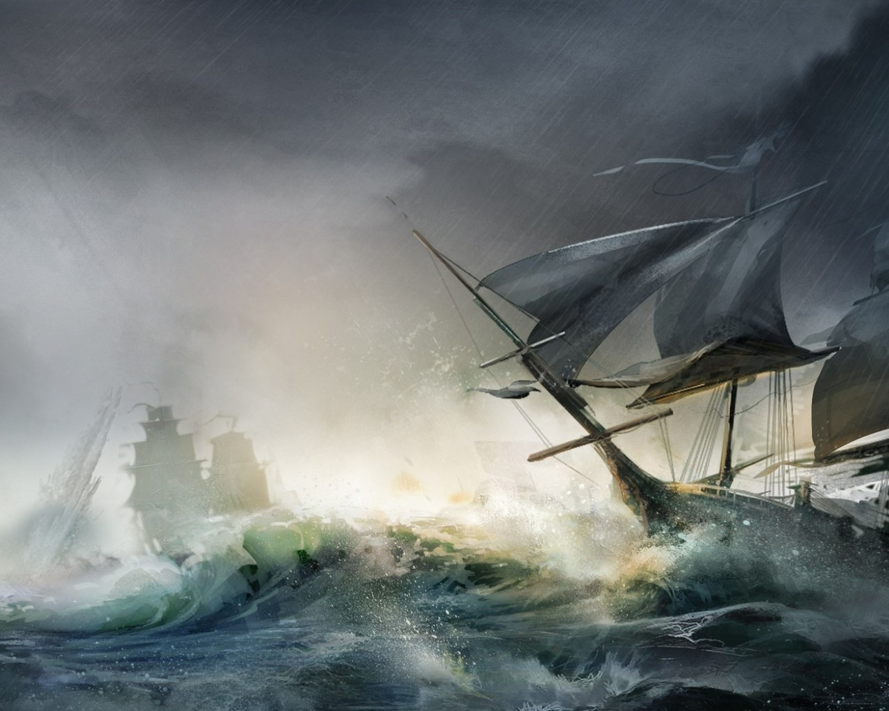 Link to Life is like a ship in the stormy sea (Hindi)