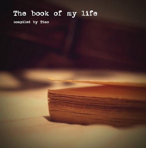 The book of my life | Aesthetic Blasphemy