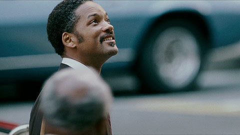 Screenshot of Happy Will Smith in the Pursuit of Happyness