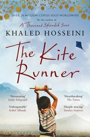 The Kite Runner Book Cover