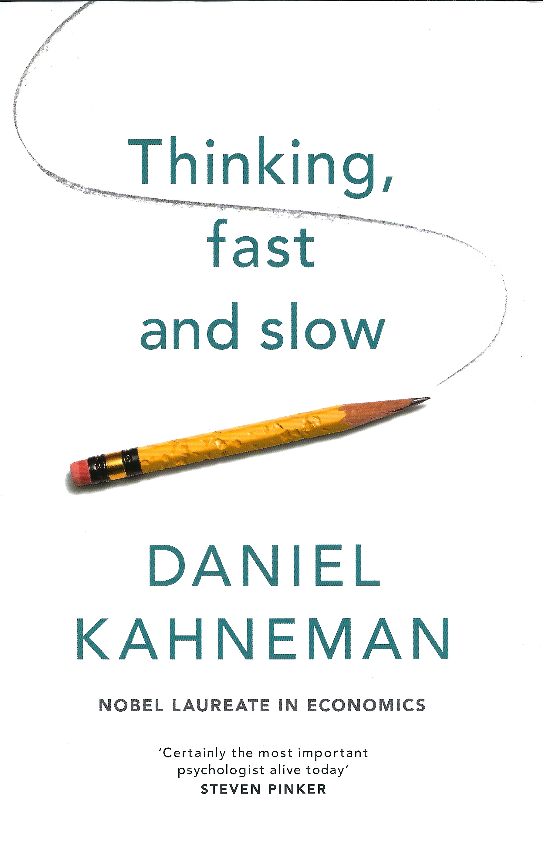 Link to Book Review: Thinking Fast and Slow by Daniel Kahneman