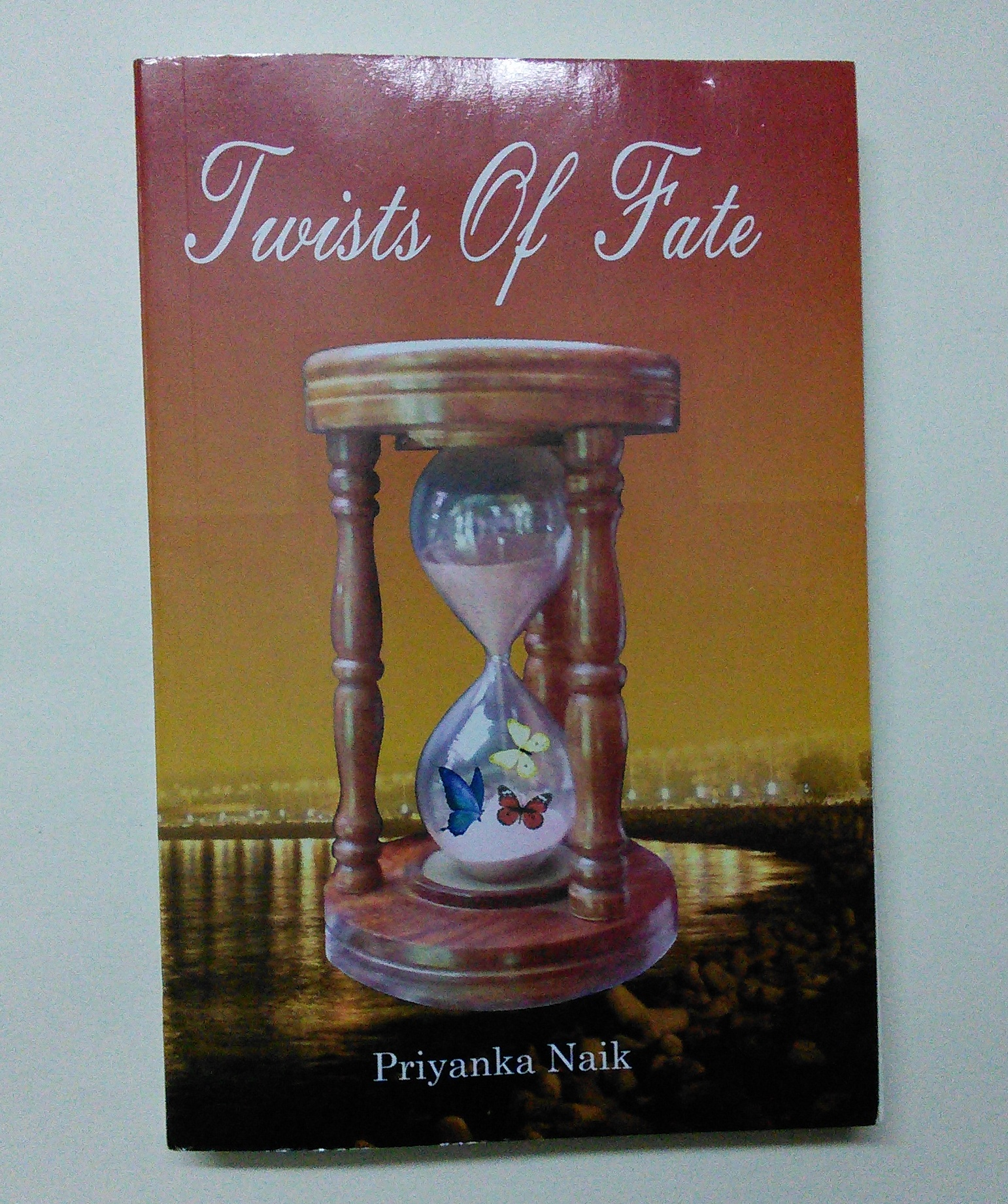 Twists of fate book cover