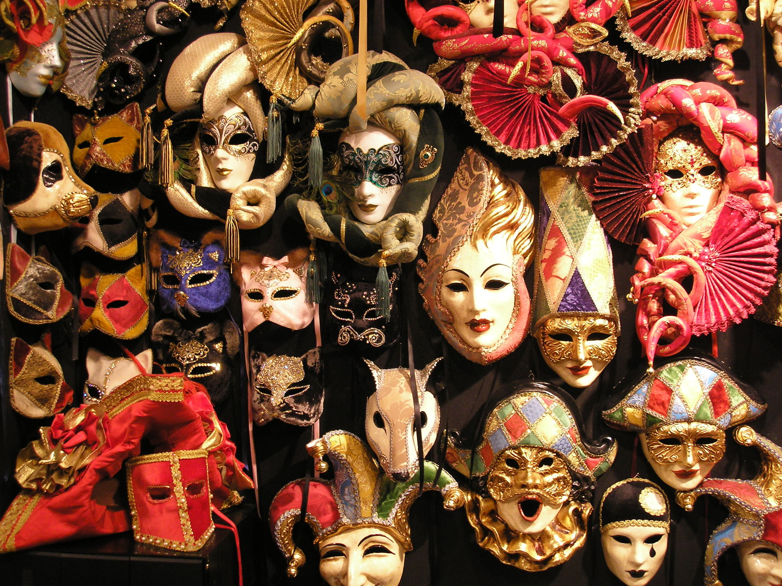 Venetian Masks - Them people